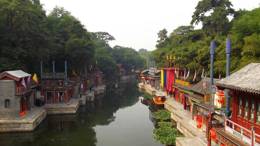 Zomerpaleis China